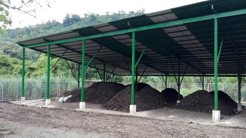 CENTRO DE COMPOSTAJE DE LA MUNICIPALIDAD DE JIMÉNEZ